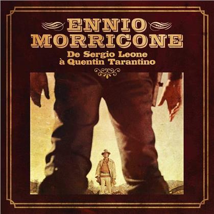 Ennio Morricone (1928-2020) - De Sergio Leone A Quentin Tarantino (4 CDs)