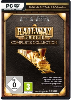 Railway Empire (Complete Collection)