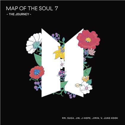 BTS (Bangtan Boys) (K-Pop) - Map Of The Soul 7: The Journey (Hip-O Records, Virgin Records)