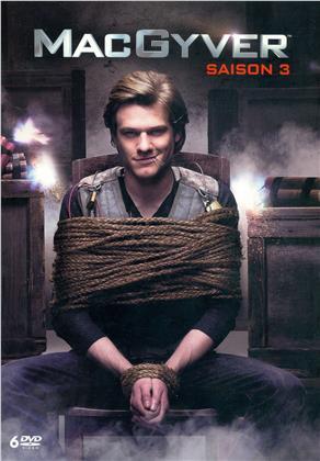 MacGyver - Saison 3 (2016) (6 DVD)