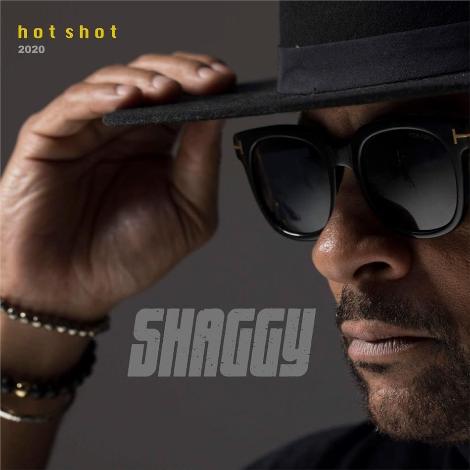 Shaggy - Hot Shot 2020 (Jewelcase)