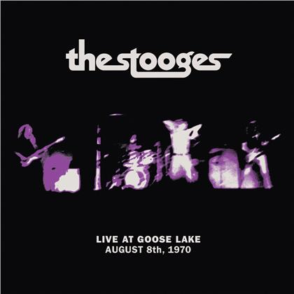 The Stooges (Pop Iggy) - Live At Goose Lake: August 8th 1970 (Third Man Records)