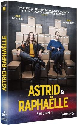 Astrid et Raphaëlle - Saison 1 (3 DVDs)