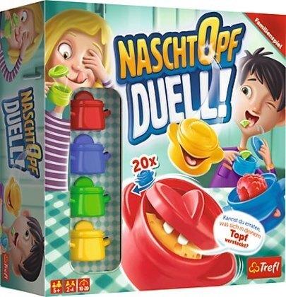Naschtopf Duell (Kinderspiel)