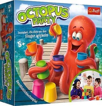 Octopus Party (Kinderspiel)