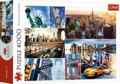 New York - 4000 Teile Puzzle