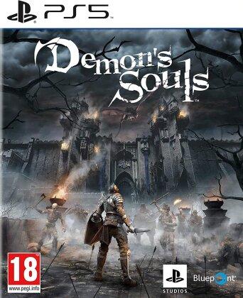 Demons Souls Remake