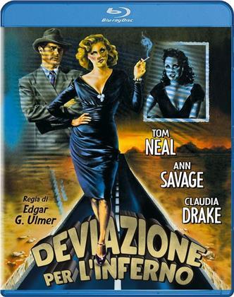 Deviazione per l'inferno (1945) (s/w)