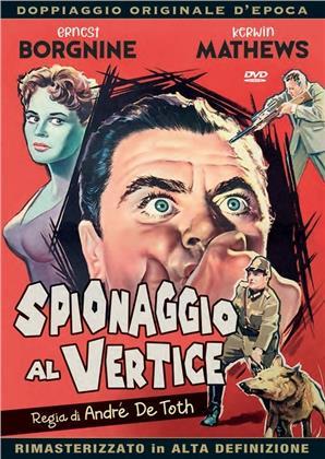 Spionaggio al vertice (1960) (Doppiaggio Originale D'epoca, HD-Remastered, n/b)