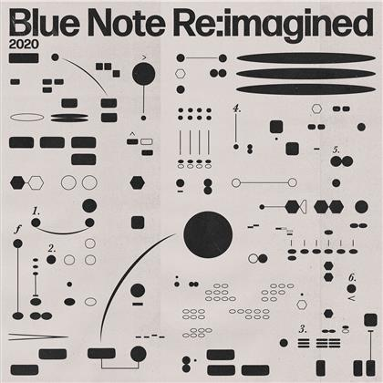 Blue Note Re:Imagined (2 LPs)