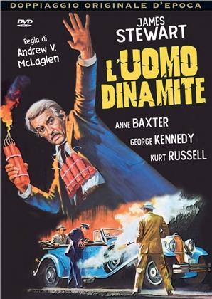 L'uomo dinamite (1971) (Doppiaggio Originale D'epoca)