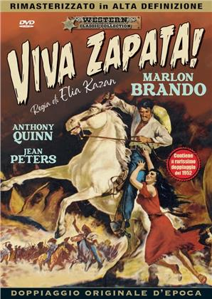 Viva Zapata! (1952) (Western Classic Collection, Doppiaggio Originale D'epoca, HD-Remastered, n/b)