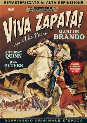 Viva Zapata! (1952) (Western Classic Collection, Doppiaggio Originale D'epoca, HD-Remastered, s/w)