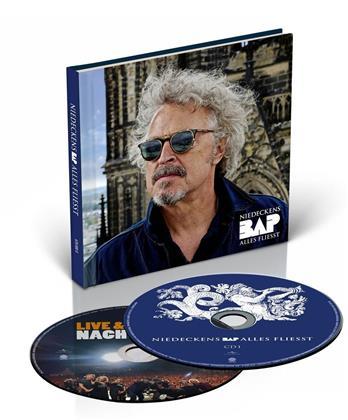 Niedeckens BAP - Alles Fliesst (Limited Hardcover, 2 CDs)