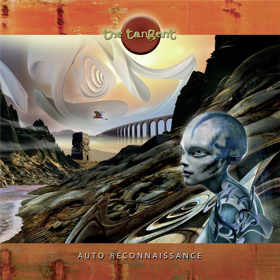 Tangent - Auto Reconnaissance (2 LPs + CD)
