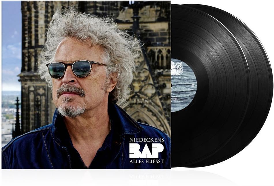 Niedeckens BAP - Alles Fliesst (Gatefold, Black Vinyl, 2 LPs)