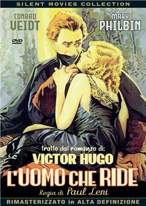 L'uomo che ride (1928) (silent movies collection, HD-Remastered, s/w)