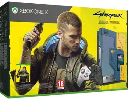 XBOX-One 1TB X Cyberpunk 2077 (Limited Edition)