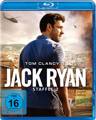 Jack Ryan - Staffel 2 (2 Blu-rays)