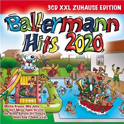 Ballermann Hits 2020 (3CD XXL Zuhause Edition, 3 CDs)