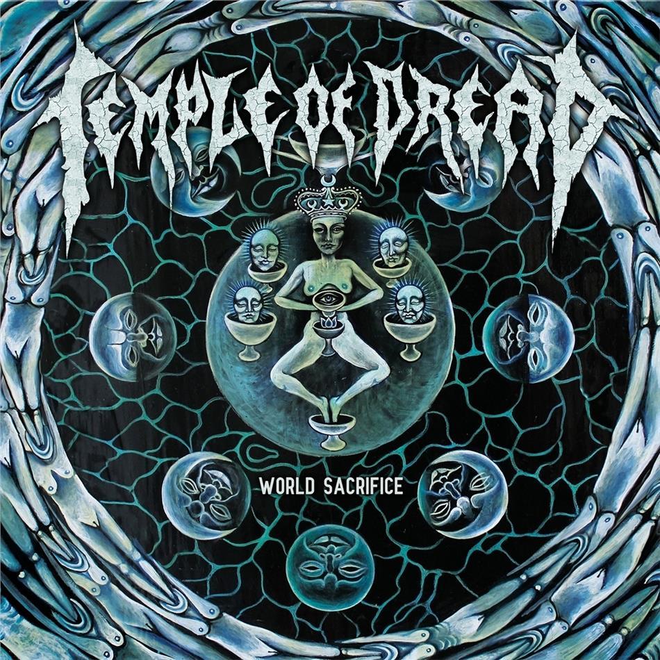 Temple Of Dread - World Sacrifice (LP)
