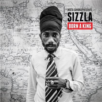 Sizzla - Born A King (2 LPs)