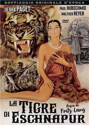 La tigre di Eschnapur (1959) (Doppiaggio Originale D'epoca)