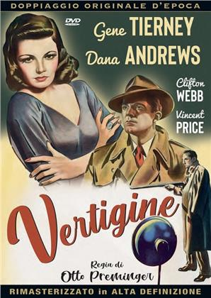 Vertigine (1944) (Doppiaggio Originale D'epoca, HD-Remastered, s/w, Neuauflage)