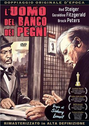 L'uomo del banco dei pegni (1964) (Doppiaggio Originale D'epoca, HD-Remastered, s/w, Neuauflage)