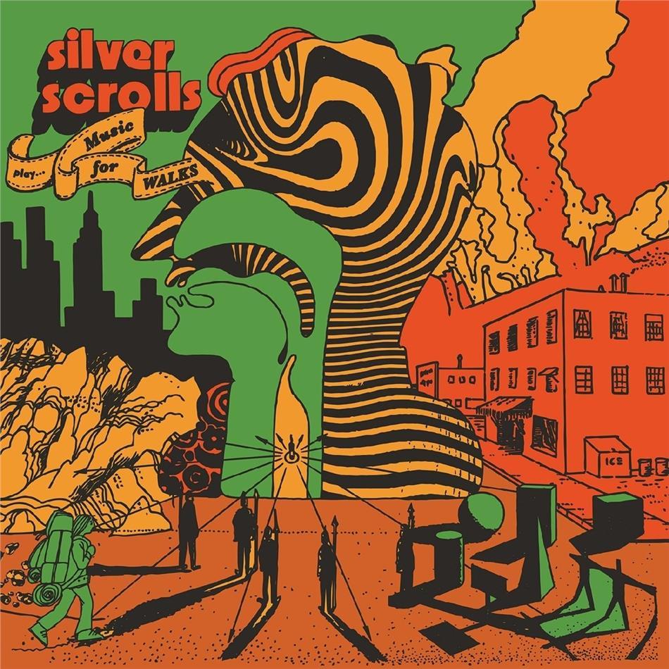 Silver Scrolls - Music For Walks (LP)
