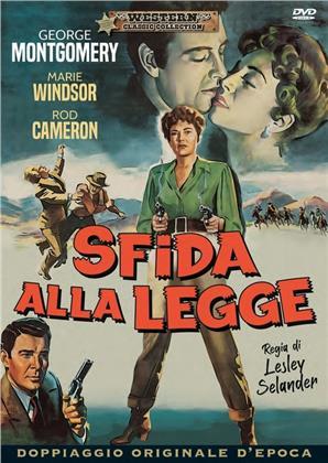 Sfida alla legge (1950) (Western Classic Collection, Doppiaggio Originale D'epoca, n/b)
