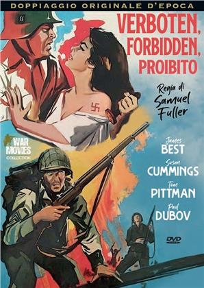 Verboten, forbidden, proibito (1959) (War Movies Collection, Doppiaggio Originale D'epoca, n/b)