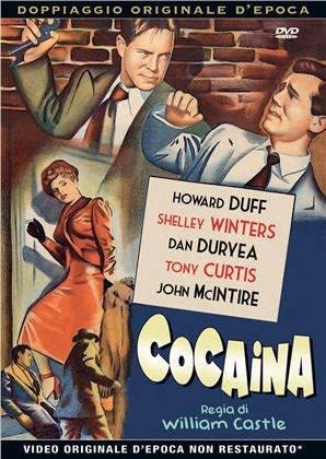 Cocaina (1949) (Rare Movies Collection, Doppiaggio Originale D'epoca, n/b)