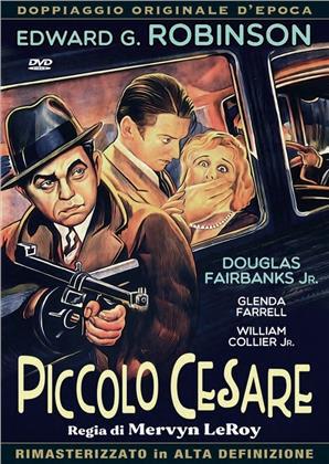 Piccolo Cesare (1930) (Doppiaggio Originale D'epoca, HD-Remastered, s/w, Neuauflage)
