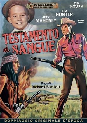 Testamento di sangue (1958) (Western Classic Collection, Doppiaggio Originale D'epoca)