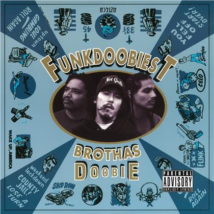 Funkdoobiest - Brothas Doobie (2020 Reissue, Music On Vinyl, 25th Anniversary Edition, Limited Edition, Colored, LP)