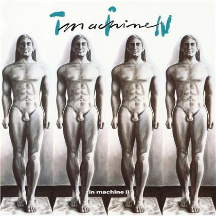 Tin Machine (Bowie David) - Tin Machine II (2020 Reissue, Music On Vinyl, Black Vinyl, LP)
