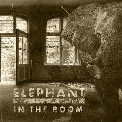 Blackballed - Elephant In The Room (Digipack)