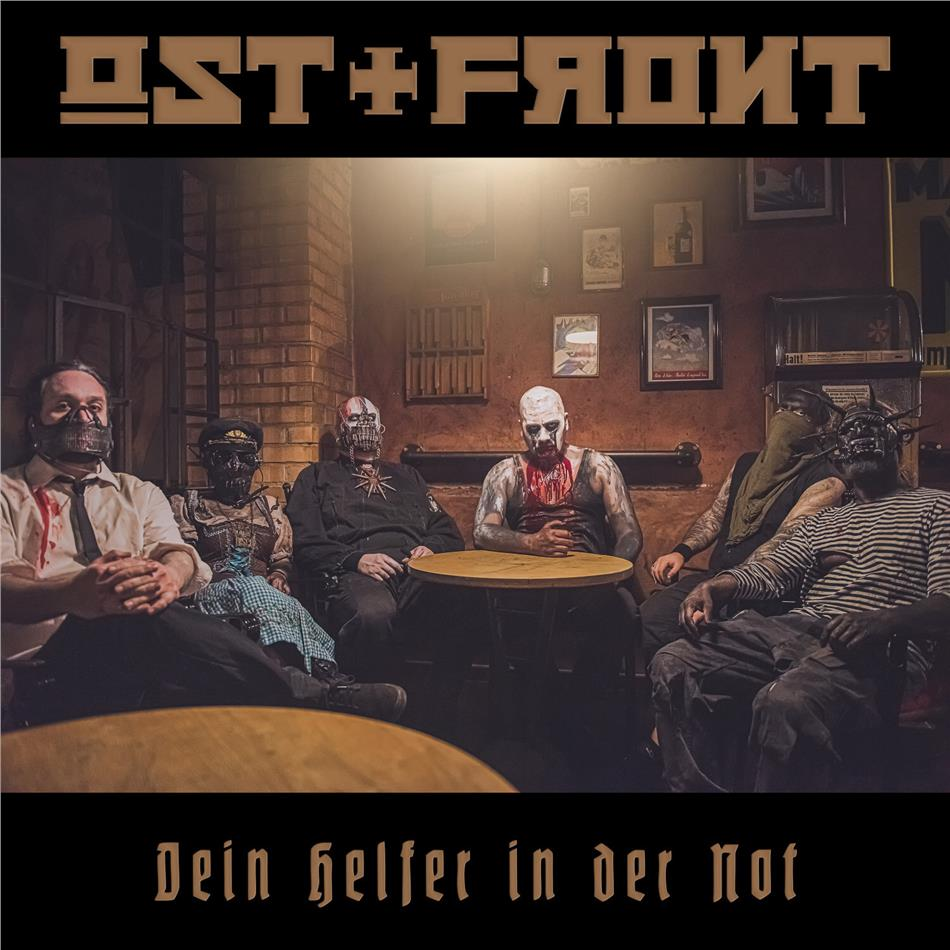 Ost+Front - Dein Helfer In Der Not (Digipack, Deluxe Edition, 2 CDs)