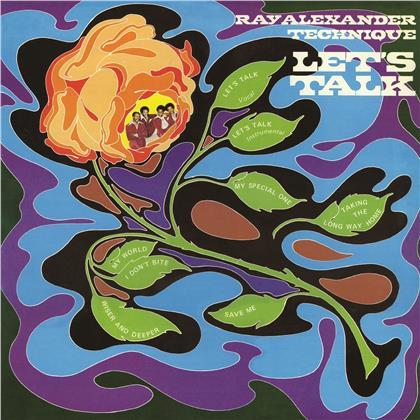 Ray Alexander Technique - Let's Talk (LP)