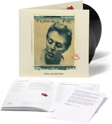 Paul McCartney - Flaming Pie (2020 Reissue, Half Speed Master, 2 LPs)