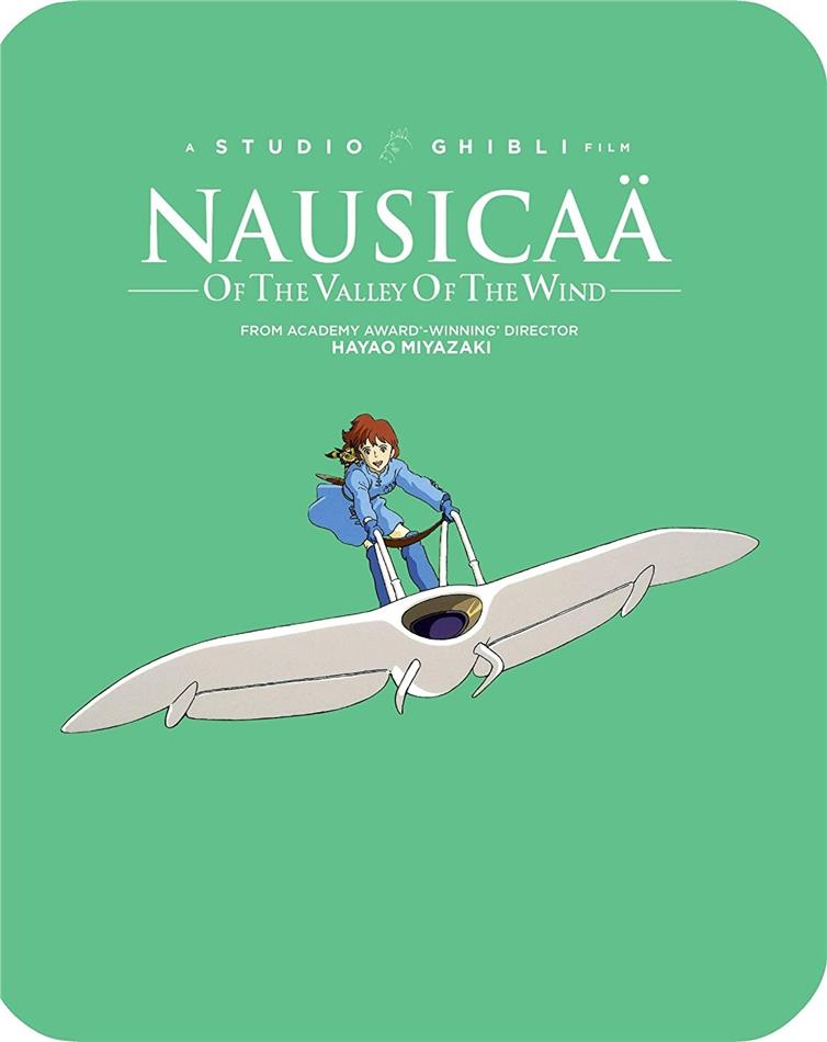 Nausicaa Of The Valley Of The Wind (1984) (Limited Edition, Steelbook, 2 Blu-rays)