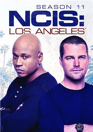 NCIS: Los Angeles - Season 11 (5 DVD)