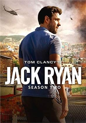 Tom Clancy's Jack Ryan - Season 2 (3 DVDs)