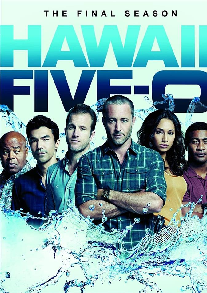 Hawaii Five-O - Season 10 - The Final Season (2010) (5 DVDs)