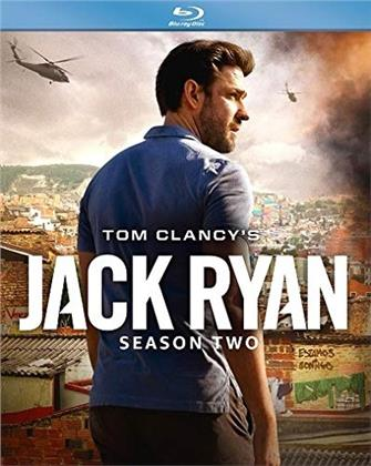 Tom Clancy's Jack Ryan - Season 2 (2 Blu-rays)