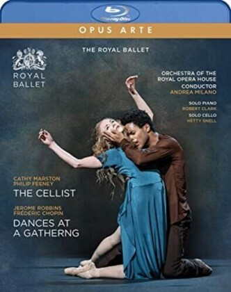 The Royal Ballet, Orchestra of the Royal Opera House, … - The Cellist / Dances at a Gathering (Opus Arte)