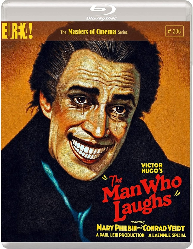 The Man Who Laughs (1928) (Masters of Cinema)