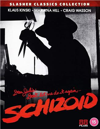 Schizoid (1980) (Slasher Classics Collection, Limited Edition)