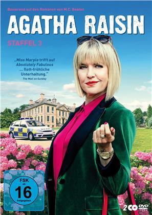 Agatha Raisin - Staffel 3 (2 DVD)
